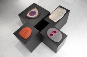 Ettore Sottsass Exhibition Paris ceramic ivan mietton imda 07