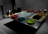 Ettore Sottsass Paris Exhibition
