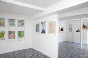 Ettore Sottsass Paris Exhibition